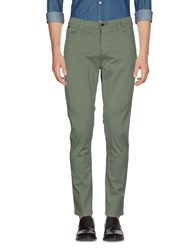 Yes Zee By Essenza Casual Pants Green