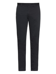 Burberry Slim Leg Cotton Chinos