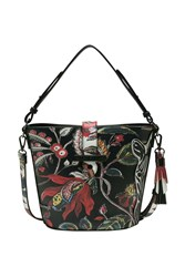 Desigual Bag Unexpected Caracas Black