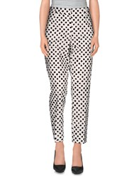 Dolce And Gabbana Trousers Casual Trousers Women White