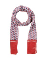 C.P. Company Accessories Stoles Women Red