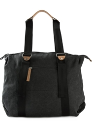 Qwstion 'Simple' Zip Tote