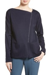 Tibi Women's Long Sleeve Tee