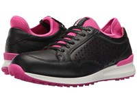 Ecco Speed Hybrid Black Raspberry Women's Shoes