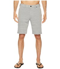 Hurley Dri Fit Cutback Walkshorts Wolf Grey Gray