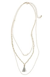 Women's Bp. Multistrand Necklace