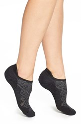 Smartwool Women's 'Run Elite' Ultra Light No Show Socks Black