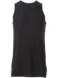 The Viridi Anne The Viridi Anne Round Neck Tank Top Black