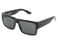 Spy Optic Cyrus Black Happy Grey Green Sport Sunglasses Gray
