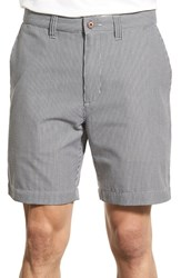 Patagonia Men's 'Pucker' Seersucker Shorts Feather Grey