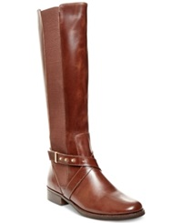 Steven By Steve Madden Sydnee Wide Calf Riding Boots Women's Shoes
