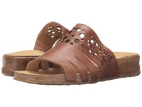 Haflinger Donna Walnut Women's Sandals Brown