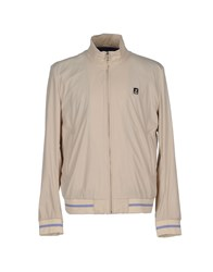Piero Guidi Jackets Beige