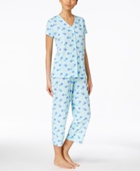 Charter Club Cotton Pajama Set Only At Macy's