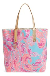 Lilly Pulitzer Lily Pulitzer Reversible Shopper Tote