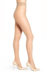 Nordstrom Women's Mid Rise Sheer Pantyhose Light Nude