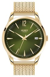 Women's Henry London 'Chiswick' Bracelet Watch 38Mm