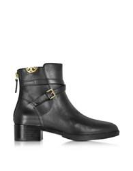 Tory Burch Sidney Black Leather Bootie