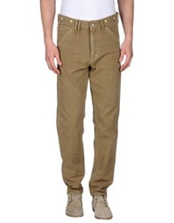 Cycle Casual Pants Khaki