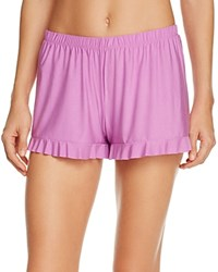 Commando Butter Ruffle Shorts Hyacinth Pink
