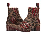Jeffery West Wolverine Red Patent Men's Shoes