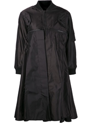 Ktz Trapeze Jacket Black