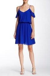 Single Dress Vicky Blue