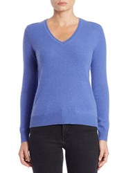 Lord And Taylor V Neck Cashmere Sweater