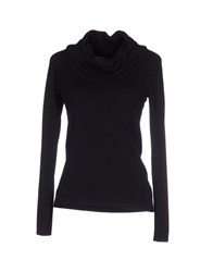 Jei O' Knitwear Turtlenecks Women Black