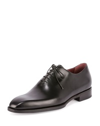 Berluti Alessandro Lace Up Leather Shoe Black