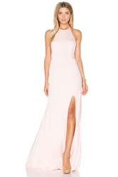 De Lacy Nikki Maxi Dress Blush