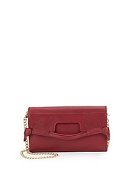 Foley Corinna Leather City On A String Crossbody Bag