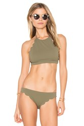 Marysia Mott Halter Top Green