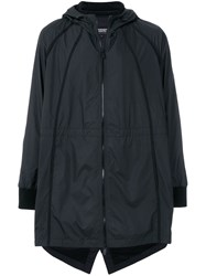 Christopher Raeburn Recycled Elongated Jacket Black