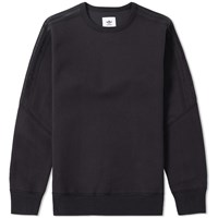 Adidas X Wings Horns Bonded Crew Sweat Black