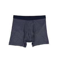 Kenneth Cole Reaction Boxer Brief Navy Men's Underwear