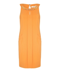 Damsel In A Dress Alloy Dress Orange