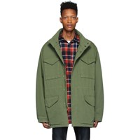 Fear Of God Green M65 Jacket