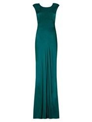 Ghost Salma Dress Emerald