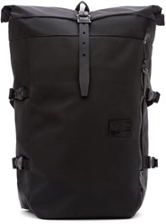 Nanamica Black Cycling Backpack