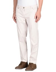Henry Cotton's Trousers Casual Trousers Men Light Pink