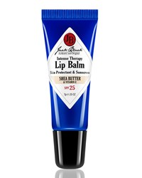 Jack Black Intense Therapy Lip Balm In Shea Butter And Vitamin E Spf 25