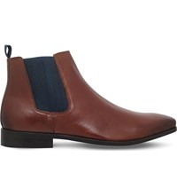 Kg By Kurt Geiger Brown Baxter Chelsea Boot Tan