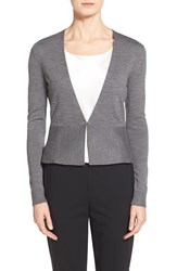 Women's Boss 'Finesie' Wool Cardigan