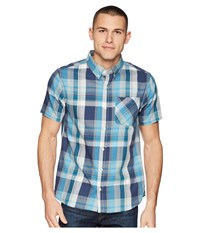 United By Blue Kintyre Plaid Clothing Blue