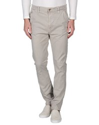 Nudie Jeans Co Trousers Casual Trousers Men Light Grey