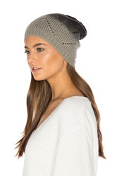 Michael Stars Laced Up Beanie Black