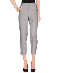 Piazza Sempione Trousers Casual Trousers Women Grey