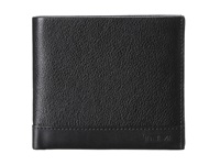 Tumi Rivington Global Center Flip Id Black Wallet