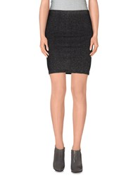 Selected Femme Skirts Mini Skirts Women Black